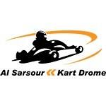 Go-kart track logo